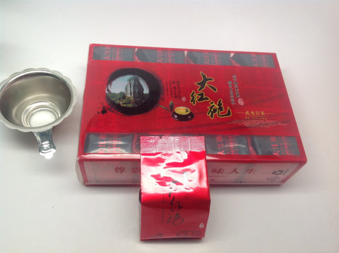 Oolong Tea- Small Package 9 gram bag Big Red Robe