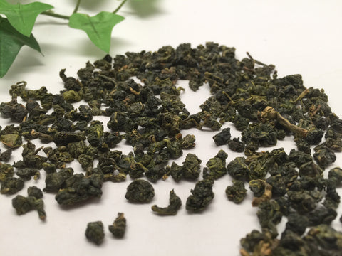 Oolong - Tong Ting Formosa Oolong Tea 冻顶乌龙