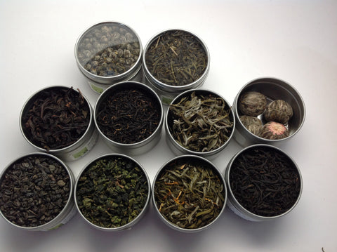 Special Tea Sampler(10kinds)