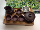 Yixing Clay Gaiwan  Tea Set Starter Set -On Sale-BR039