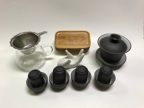 Gaiwan Set With 15 pcs for sale #639