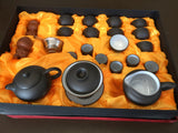 Gaiwan Yixing Clay Tea Set 22pcs #639