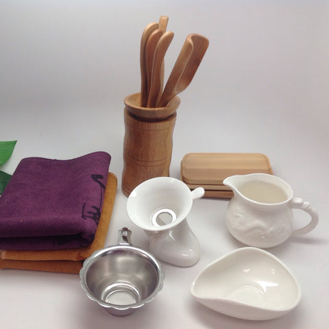 Tea Tools accessories 茶道组合