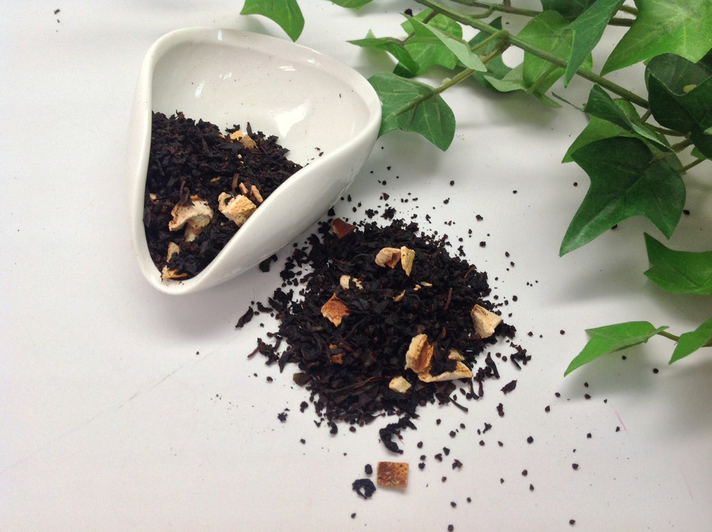Black Flavored --Cinnamom Orange Spice Tea