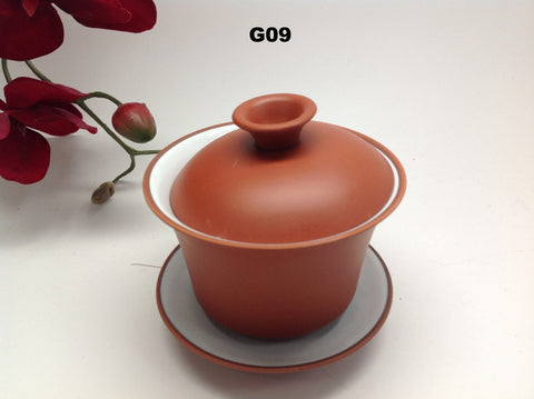 Gaiwan Tea( red) 4oz #603