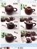 Yixing  Tea Pot-#45