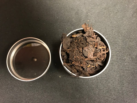 Puerh in the Tin