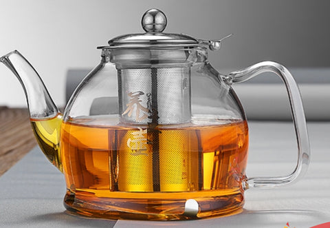 Glass Tea Pot. #27