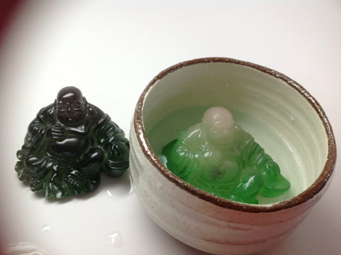 Tea pet(buddha)