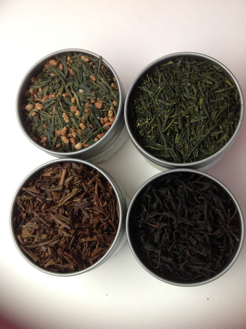 Tea sampler( Japanese Tea sampler)