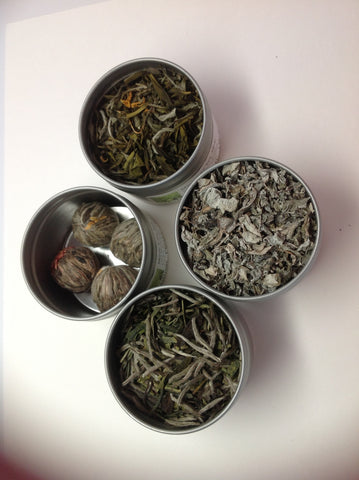 White Tea ( Tea Sampler)