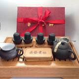 Yixing tea set with 14pcs great deal