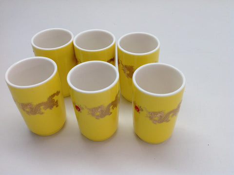 Cups-Tea Tasting Cups Aroma Cups, long Cups half oz