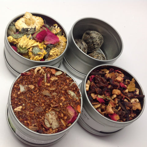 Christmas Tea Sampler