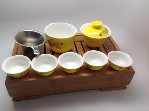 Travel Tea Set (Dragon Tea Set )