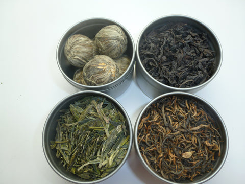 Chinese Tea Sampler