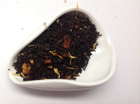 Black Flavored --Peach Apricot Tea
