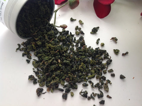 Oolong- High Mt Green Oolong -Tieguanyin #7