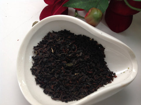 Black -Organic English Breakfast Tea-Caffeine Free #BT34