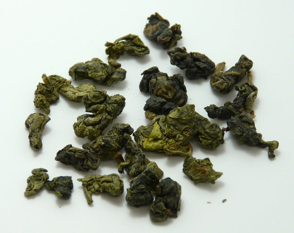 Oolong -Ti Guan Yin (Iron Goddess of Mercy)