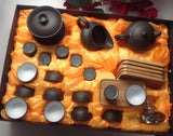 Yixing Clay Tea Set #902 all You need for Chinese Tea ceremony