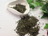 Green Tea- Organic Peppermint Green Tea