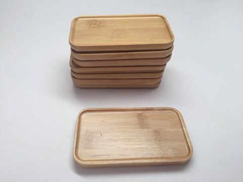 Bamboo Tea Coaster #215
