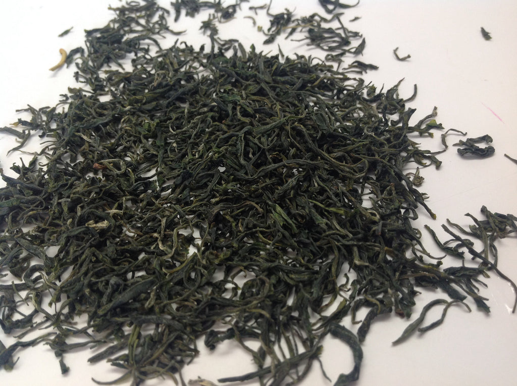 Green-Tai  Mu Shan  Organic Green Tea