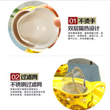 Double wall tea set - 5 choices