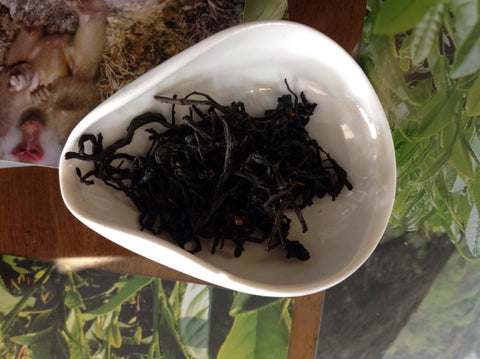 Black Tea ( Monkey Pick Black) High Mountain