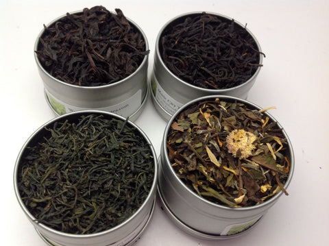 Tea sampler-Chinese tea sampler best seller tea