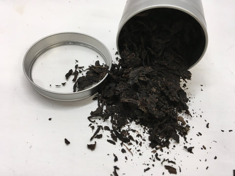 Black-Puer Tea oldest Puerh from 1970  Cooked Puer Tea cake