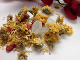 Herbal- Chinese Beauty Tea ( Chrysanthemum, goji berry and rock suger)