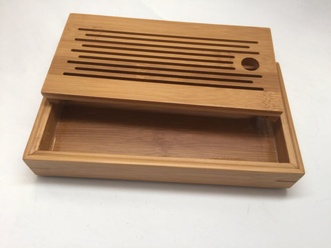 Mini Bamboo Tea Tray #M003