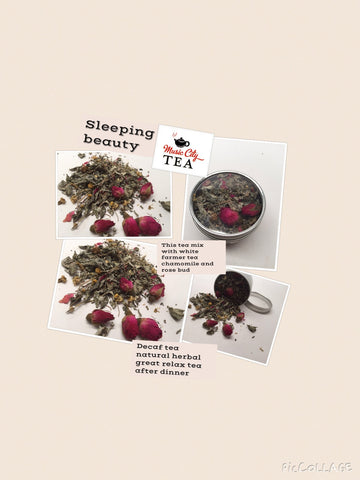 Sleeping Beauty-Herbal Tea Night Time Tea