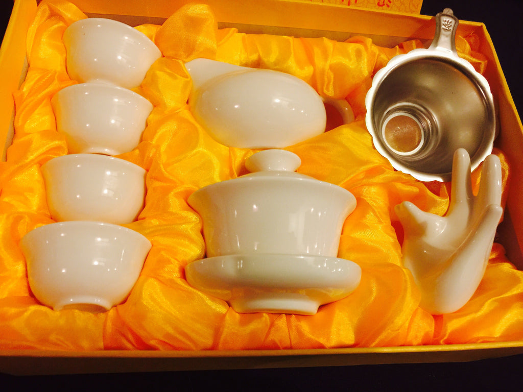 Gaiwan Set With Gift Box Cute Starter Set