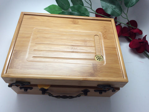 Travel Bamboo Tea Tray #49