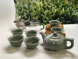 Gaiwan - Green Gaiwan -very beautiful- 617