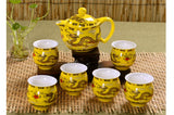 Doubble Wall Cups Tea Set- Best Seller