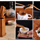 Tool-Bamboo Gong Fu Tea Tools  $23.95 Medium Size Tools-BT9