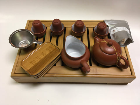 Yixing Clay Tea Starter Set -On Sale Best Seller Tea set #88
