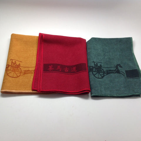 Tea Towel Gong Fu tea tool #27 $6.99 Each 15x12 inch