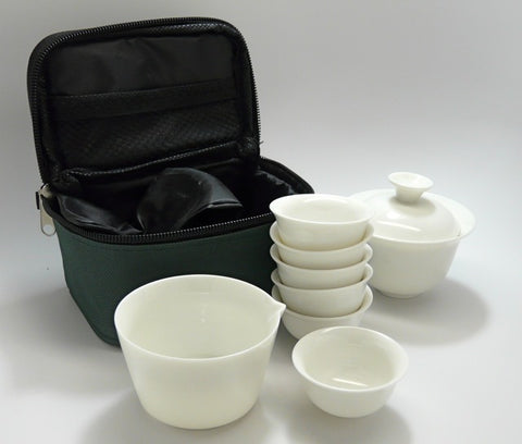 Gong Fu Tea Travel Set   $18.95 #661