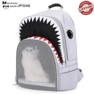 Shark Outdoor Pet Carrier Bag