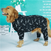 Pupreme Fishbones Big Dog Clothes