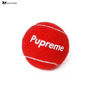 Pupreme Dog Tennis Ball