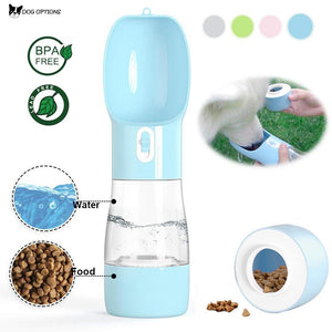 Food&drink Portable Dog Feeder