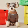Tawney Bear Meshing Dog Sweater-Dog Options