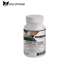 Organic Pet FLEANO SuperFood Topper-Dog Options