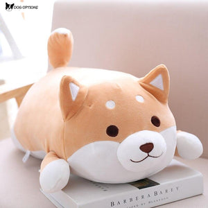 Shiba Inu Dog Plush Pillow